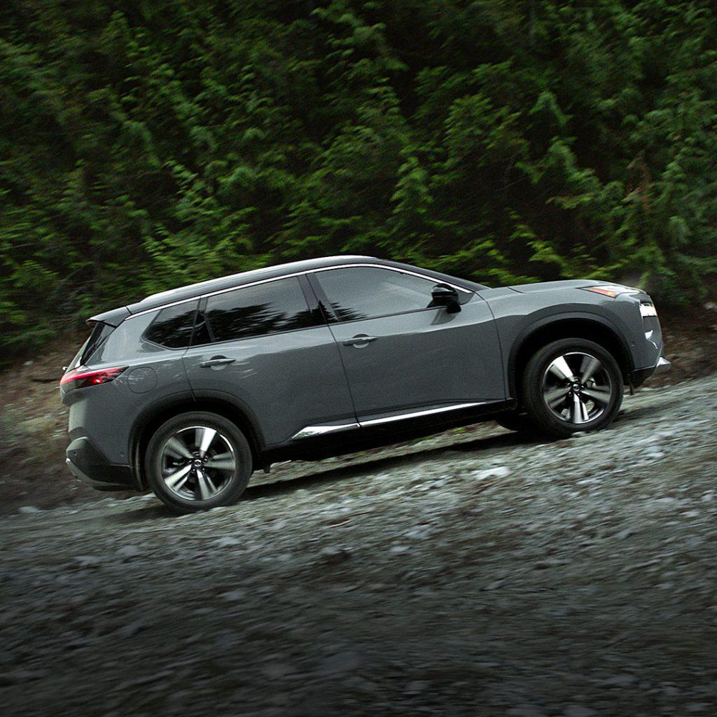 Nissan Rogue meilleurs VUS 2021