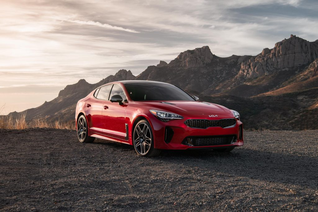 Performance Kia Stinger