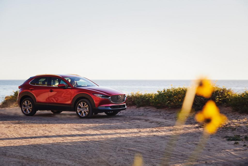 Mazda CX-30 meilleurs VUS 2021